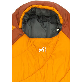 Millet Baikal 1100 Long Sacos de dormir, acid orange